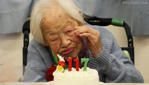 Misao Okawa, The Oldest Known Person in World Dies at the Age of 117