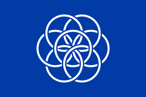 Proposed flag of Earth