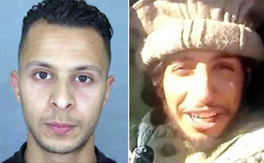 Paris Attack suspects