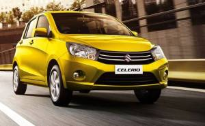 Suzuki Replaces Cultus with Celerio