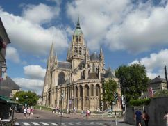 La cattedrale di Bayeux