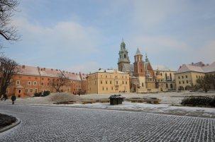 La collina del Wawel