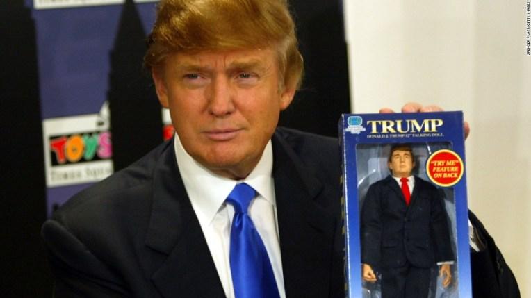 Donald Trump & the Doll