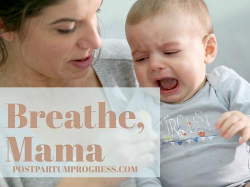 Breathe, Mama