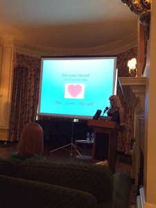 Kate Kripke, LCSW presents