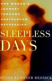 postpartum depression book