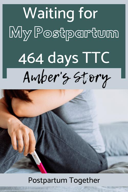 story of infertility pinterest