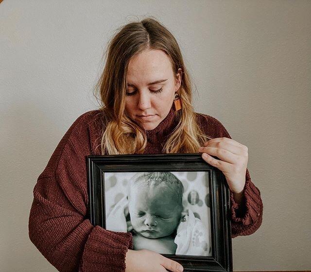 mom shares story of stillbirth son