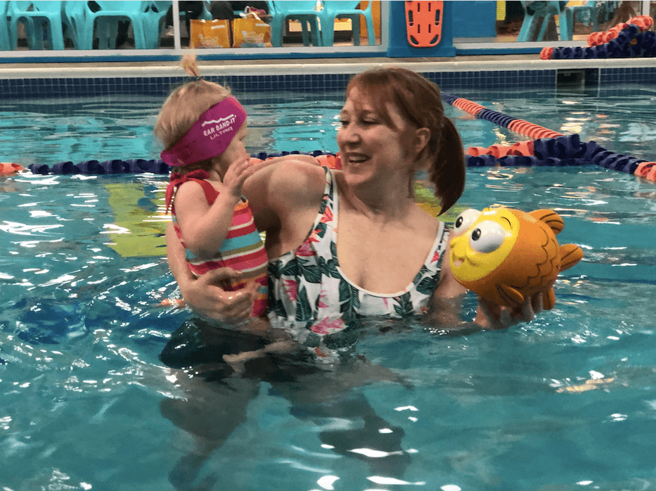 toddler class goldfish swim school 1 year old