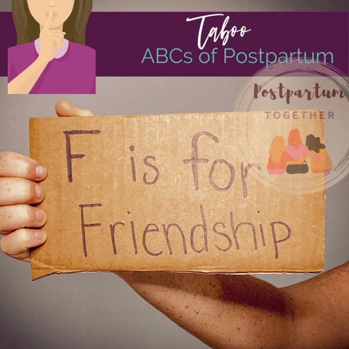 Friendship After Baby: Making and Keeping Mom Friends