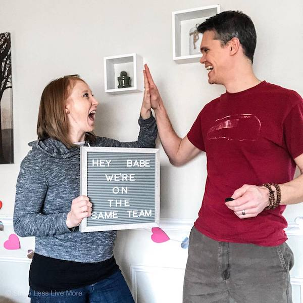 connection call for couples after baby