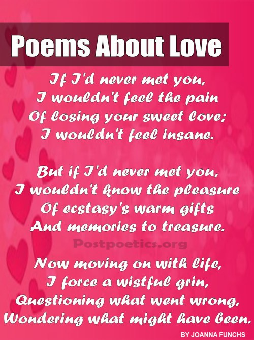 poetry for her