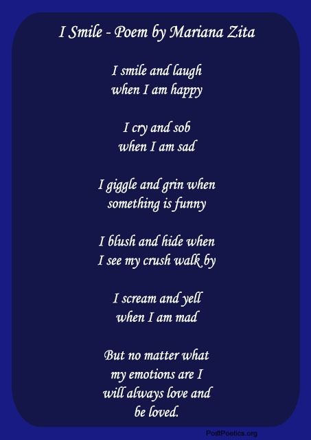 fun poetry