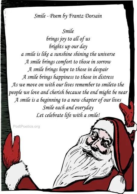 short smile poems