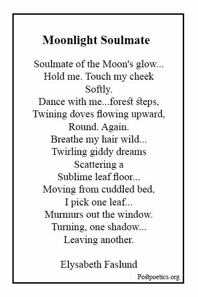 Soulmate poems and quotes