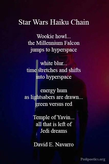 Star wars poems