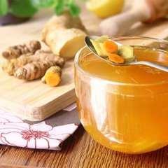 Čaj od đumbira i kurkume za zdravo srce, mozak i imunosni sustav