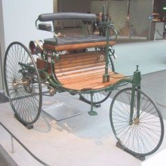 1886 – Karl Benz patentirao prvi automobil