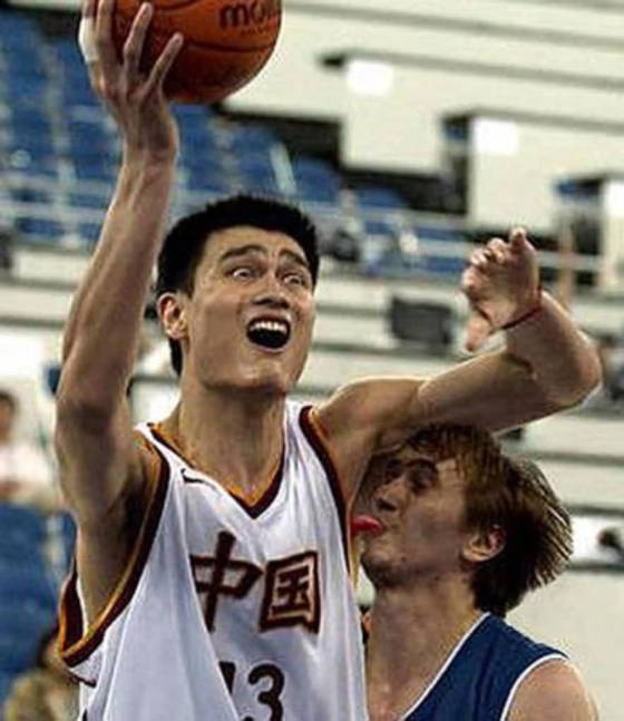 Funny-Basketball-Player-Licking-Underarm-Funny-Picture