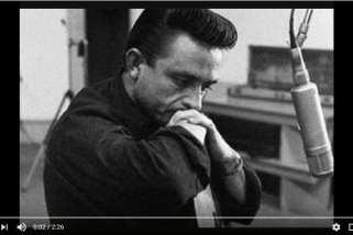 Johnny Cash – Solitary Man