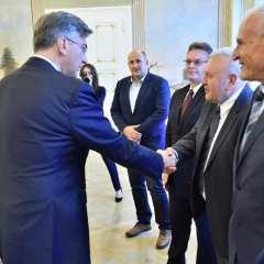 Zbog OB Bjelovar radni sastanak u Vladi RH