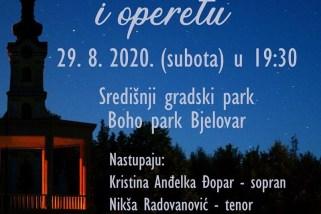 Večer uz operu i operetu