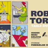 ROBERT TORRE – TABLE ŽIVOTA