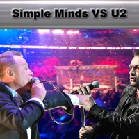 REDUX: Steel Cage Match - Simple Minds VS U2