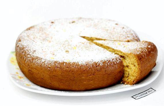 Кекс на кефире в духовке рецепт с фото пошаговый