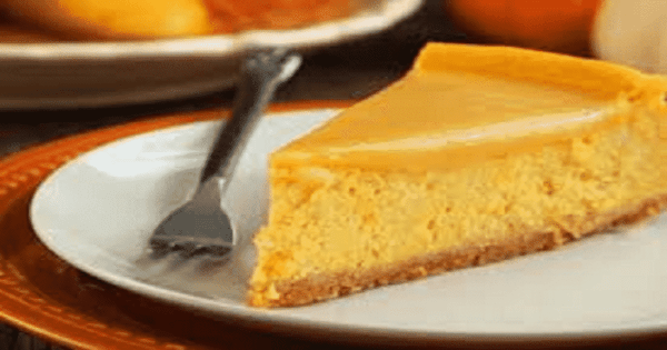 Torta de ahuyama