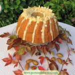 BUNDT CAKE DE ALMENDRAS Y DULCE DE LECHE