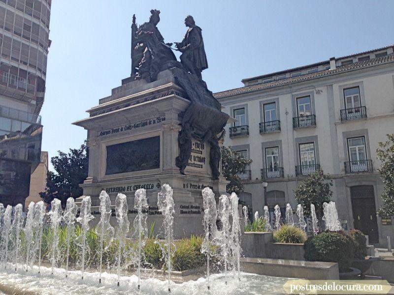 Monumento Reyes Catolicos