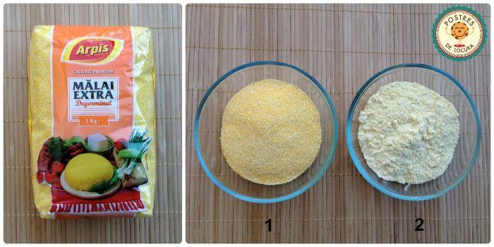 Tipos de harina para pan de maiz