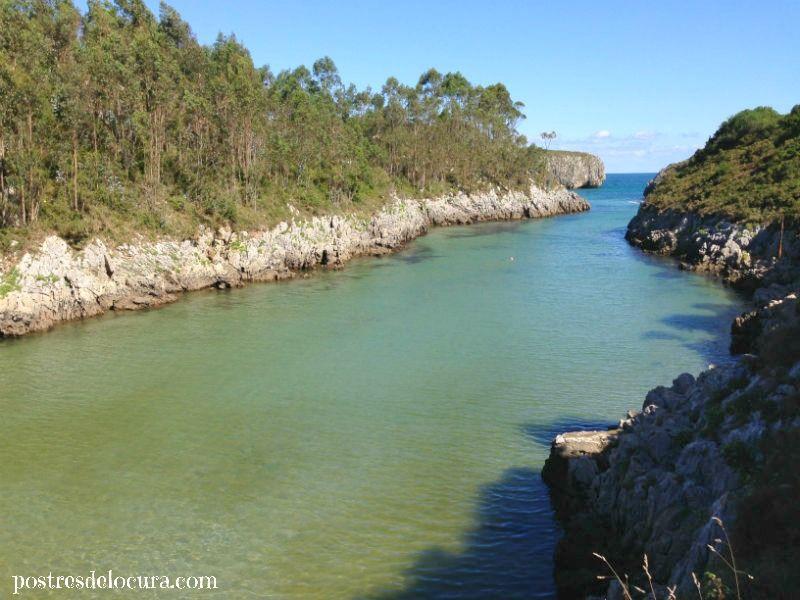 Un Paseo por Asturias, Playa de Guadamia