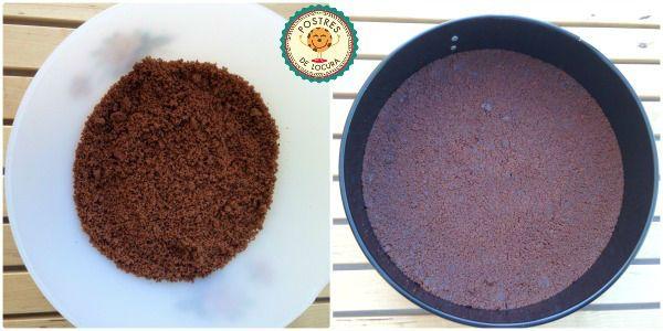 Base tarta chocolate