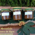 MERMELADA CASERA DE HIGOS