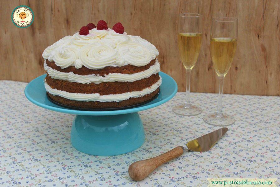Tarta Colibri y primer aniversario del blog