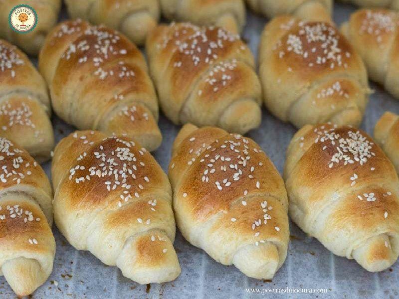 receta de pan de leche con levadura fresca