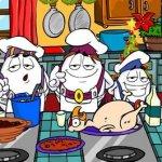 Huevocartoon – Cómo preparar la cena de Navidad