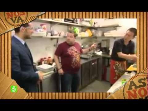 PeScadilla en la cocina