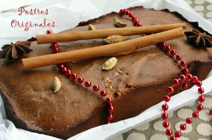 Pan de Especias y Miel
