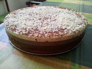Tarta Tres Chocolates - Beatriz Ortega