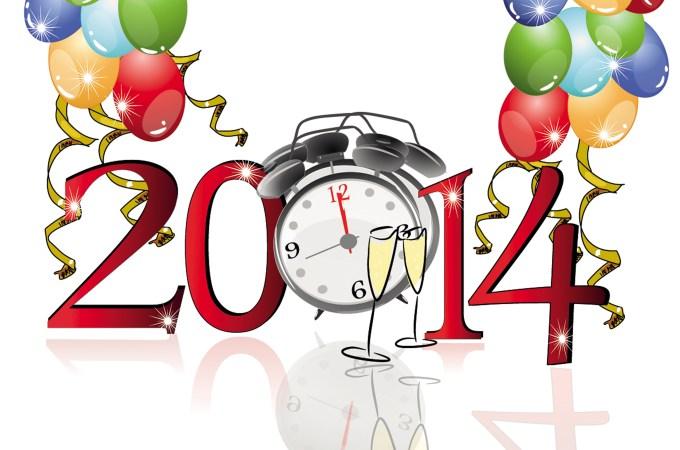 Gracias a tod@s y Feliz Año Nuevo 2014!!!