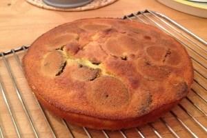 Cupcakes de Brownie de Chocolate Blanco - Mari Fe