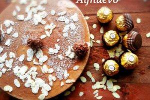 Tarta Ferrero Rocher - Alf huevo
