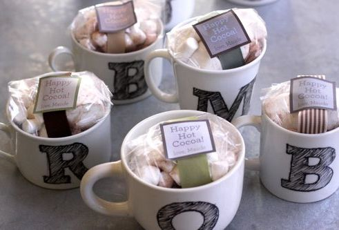 DIY para la Cocina Tazas Personalizadas