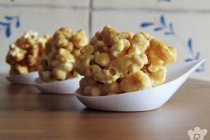 Bolas de Palomitas - La cocina de Rebeca