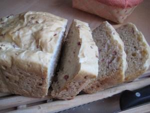Pan de Jamón y Queso - Un ángel en mi cocina