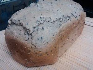 Pan de Sésamo - Susana