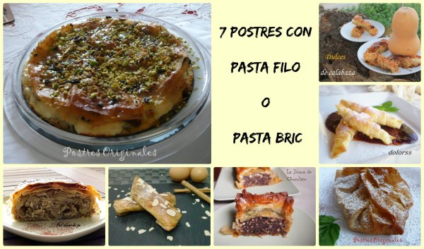 Pasta-Filo-Collage